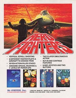 <i>Aero Fighters</i> 1993 video game