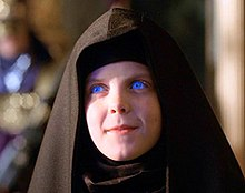 Alia Atreides protrayed by Laura Burton - Dune mini-series.JPG