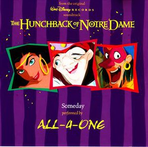 Someday (Disney song) - Image: All 4 One Someday