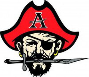 Allatoona High School - Image: Allatoona High School Buccaneer