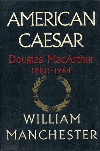 American Caesar - Image: American Caesar