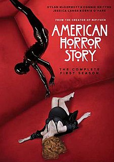 <i>American Horror Story: Murder House</i> First season of a television series