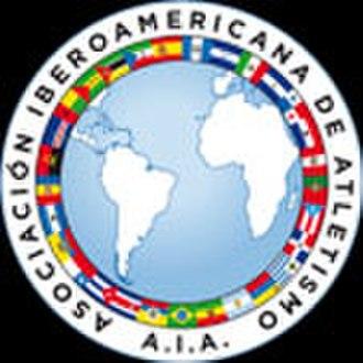 Asociación Iberoamericana de Atletismo - Image: Asociación Iberoamericana de Atletismo Logio