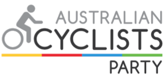 Australian Cyclists Party - Image: Australian Cyclists Party logo