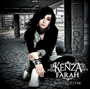 Authentik (Kenza Farah album) - Image: Authentik kenza farah