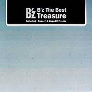 "B'z The Best ""Treasure"" - Image: B'z TBT"
