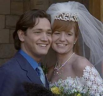 Ricky Butcher - The wedding of Ricky and Bianca was watched by 22 million viewers in April 1997.