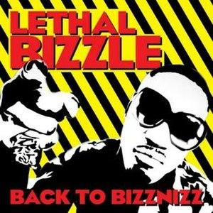 Back to Bizznizz - Image: Back to Bizznizz (album cover)