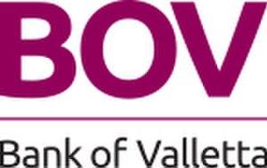 Bank of Valletta - Image: Bank of Valletta New Solid Logo
