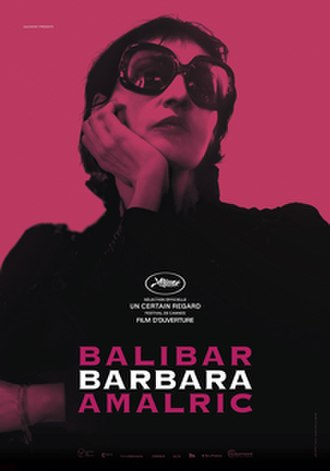 Barbara (2017 film) - Film poster