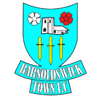 Barnoldswick Town F.C. - Image: Barnoldswick Town FC logo