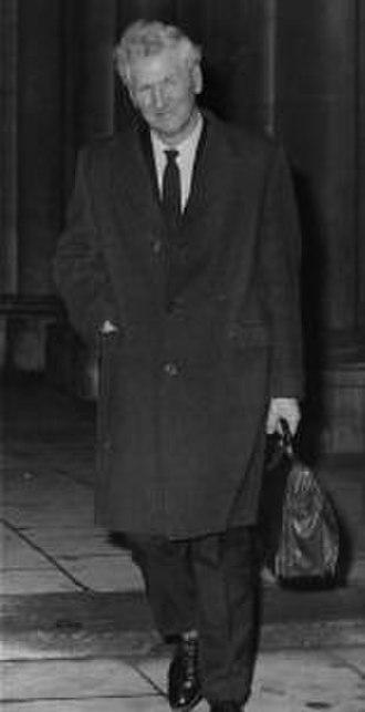 John Hunt, Baron Hunt - Image: Baron John Hunt