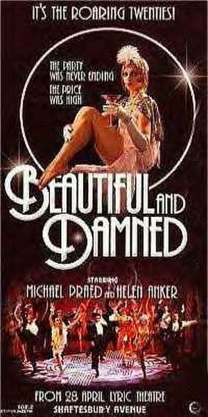 Beautiful and Damned - Original poster