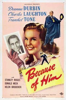 Because of Him 1946 Poster.jpg