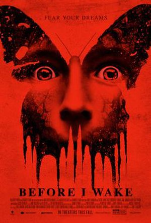 Before I Wake (2016 film) - Theatrical release poster