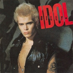 Billy Idol (album) - Image: Billy Idol Album