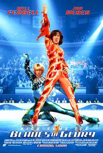 Blades of Glory - Theatrical release poster