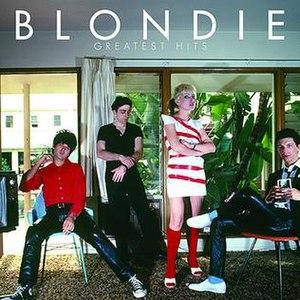 Greatest Hits (2005 Blondie album) - Image: Blondie Greatest Hits Sight + Sound