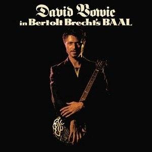 Baal (EP) - Image: Bowie Baal