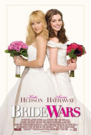 Bride Wars - Promotional film poster