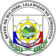 Official seal of Bulusan
