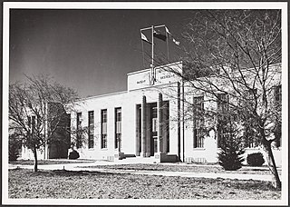 Robert Marsden Hope Building A heritage listed government office located in Canberra, Australia