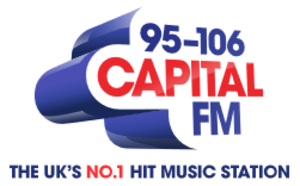 Capital (radio network) - Image: Capital FM Network logo