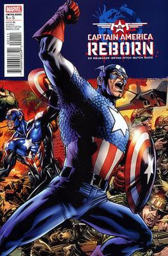 Captain America: Reborn - Image: Captain Reborn 2