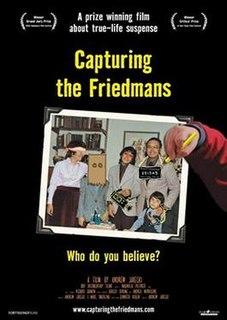 <i>Capturing the Friedmans</i> 2003 film by Andrew Jarecki