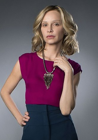 Cat Grant - Calista Flockhart as Cat Grant on Supergirl