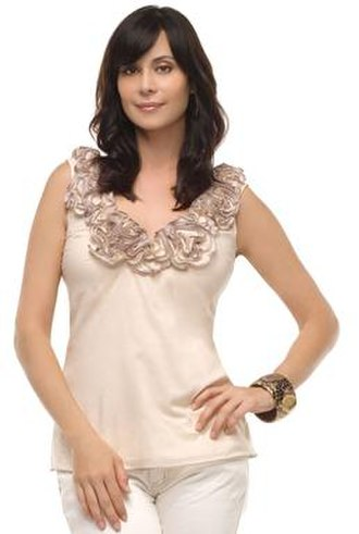 Denise Sherwood - Image: Catherine Bell as Army Wives character Denise Sherwood
