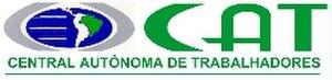 Central Autônoma de Trabalhadores - Image: Central Autônoma de Trabalhadores (logo)