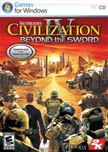 Civilization IV: Beyond the Sword - Wikipedia