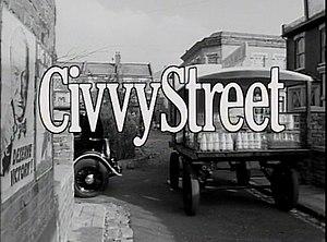 CivvyStreet - Title card