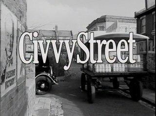 <q>CivvyStreet</q> An episode of EastEnders