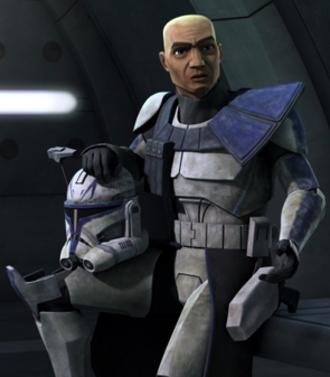 Captain Rex - Captain Rex in season four of The Clone Wars