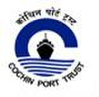 Cochin Port - Image: Cochin port logo