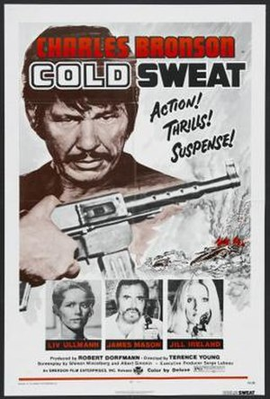 Cold Sweat (1970 film) - Image: Cold Sweat Poster