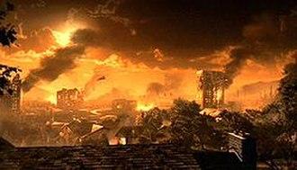 The Sixth Extinction II: Amor Fati - Image: Colonization TXF