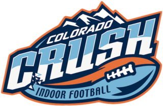 Colorado Crush (IFL) Indoor football team