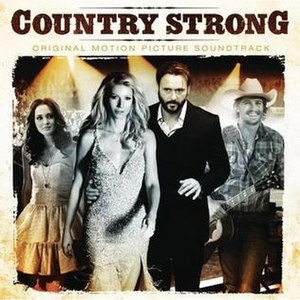 Country Strong (soundtrack) - Image: Country Strong Soundtrack