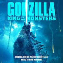 Cover art for Godzilla King of the Monsters Soundtrack.jpg