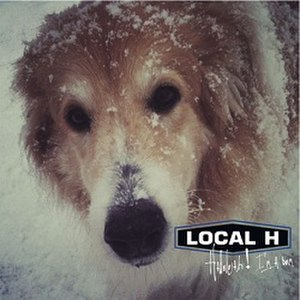 "Hallelujah! I'm a Bum (album) - Image: Cover artwork of Local H's 2012 album ""Hallelujah! I'm a Bum"""