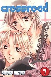shōjo manga series