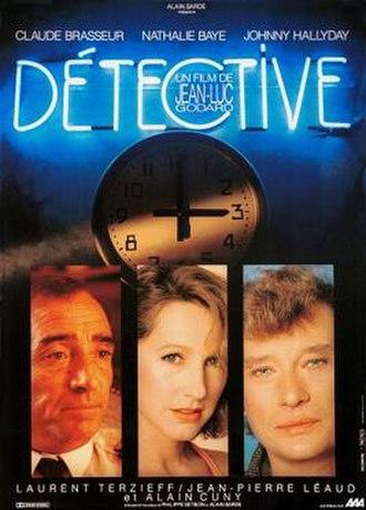 Détective (1985 film) - Film poster