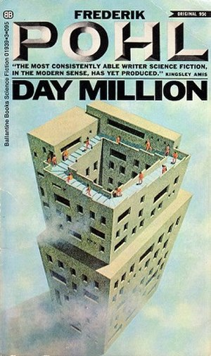 Day Million - First edition (publ. Ballantine Books)