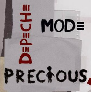 Precious (Depeche Mode song) - Image: Depeche Mode Precious