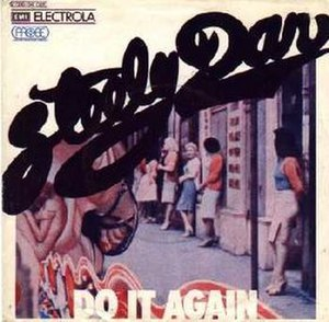 Do It Again (Steely Dan song) - Image: Do It Again 45