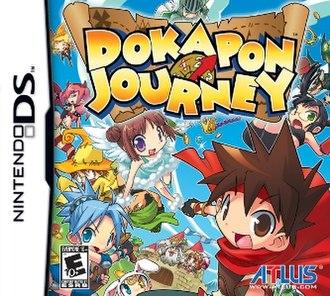 Dokapon Journey - Image: Dokapon Journey Cover