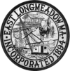 Official seal of East Longmeadow, Massachusetts